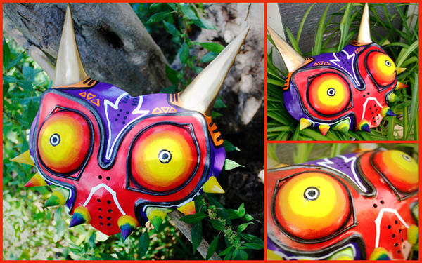 Majora's Mask by Daisy-Cos