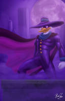 Darkwing Duck by Kyle-Fast