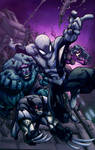 Avenging Spiderman - Colors