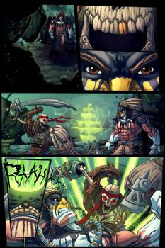 Killer Instinct comic - 01