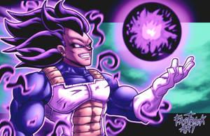 God of Destruction Vegeta