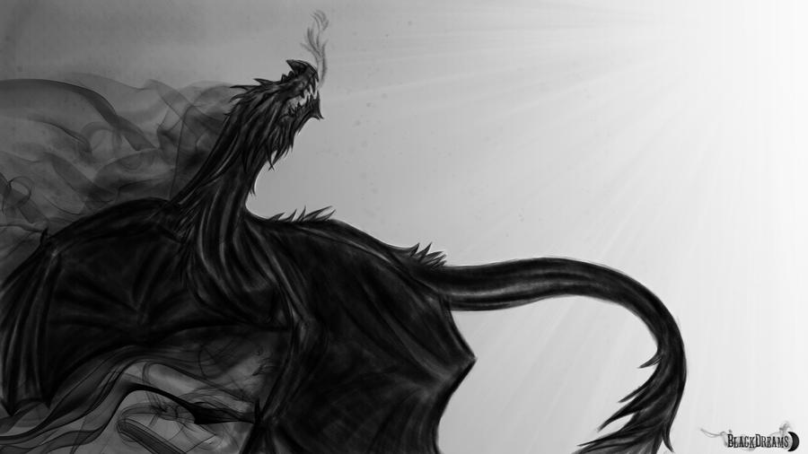 Black Death by Nereiix