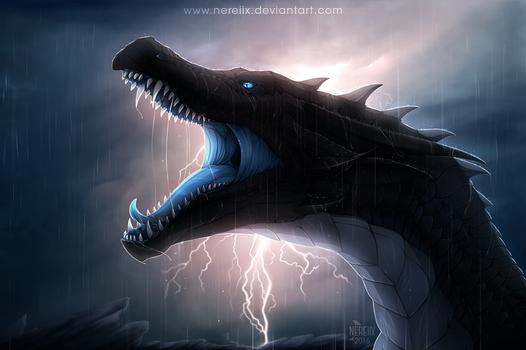 Thunder's roar - Commission