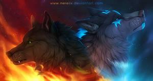 Enemies by Nereiix
