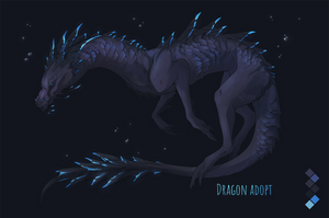 Dragon adopt - CLOSED by Nereiix