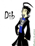 Dib by AmostheArtman