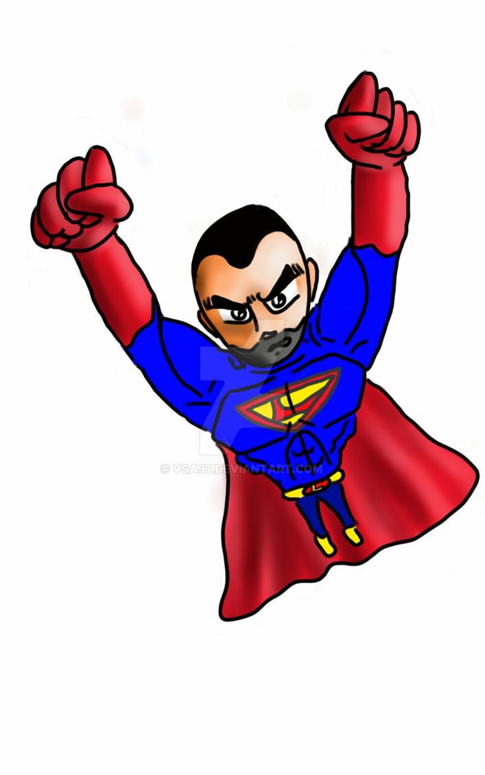 Superheroe by vsa97