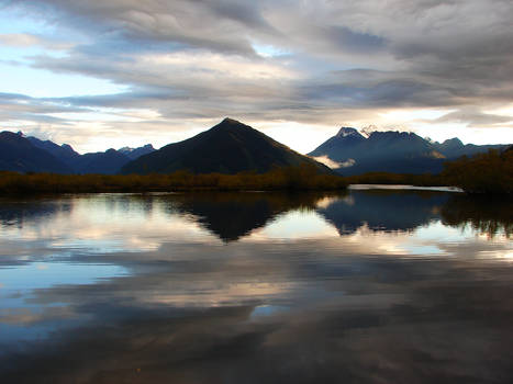 Glenorchy, early morning