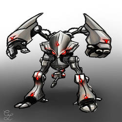 [ ROBOT ] Mecha !  by Laurylia