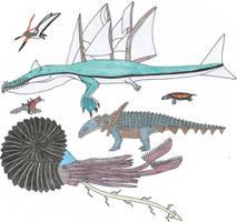 Extinct 5 of Agrinia