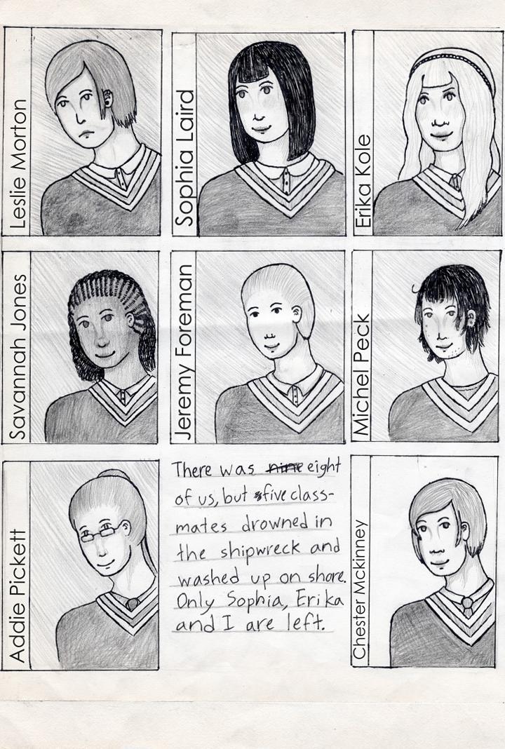 Diary 1 Page 3