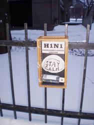 Emergency Swine Flu Station by elmaks