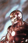iron man color theory