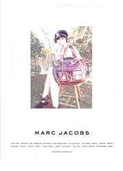 marc jacobs spring 09  ad 3 by weshoyot