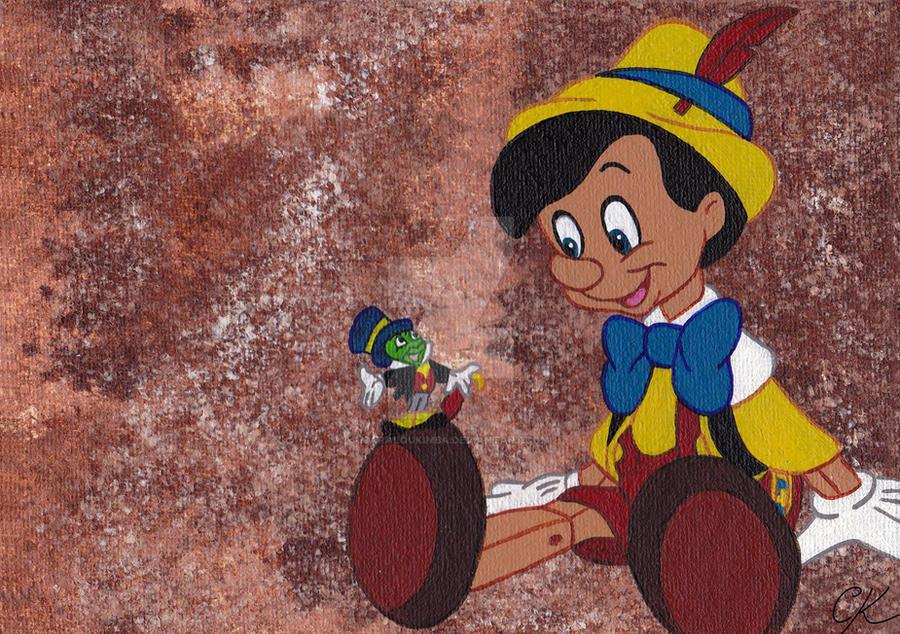 Pinocchio by CaraLouKimba