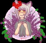 Toni :: Flower Portrait