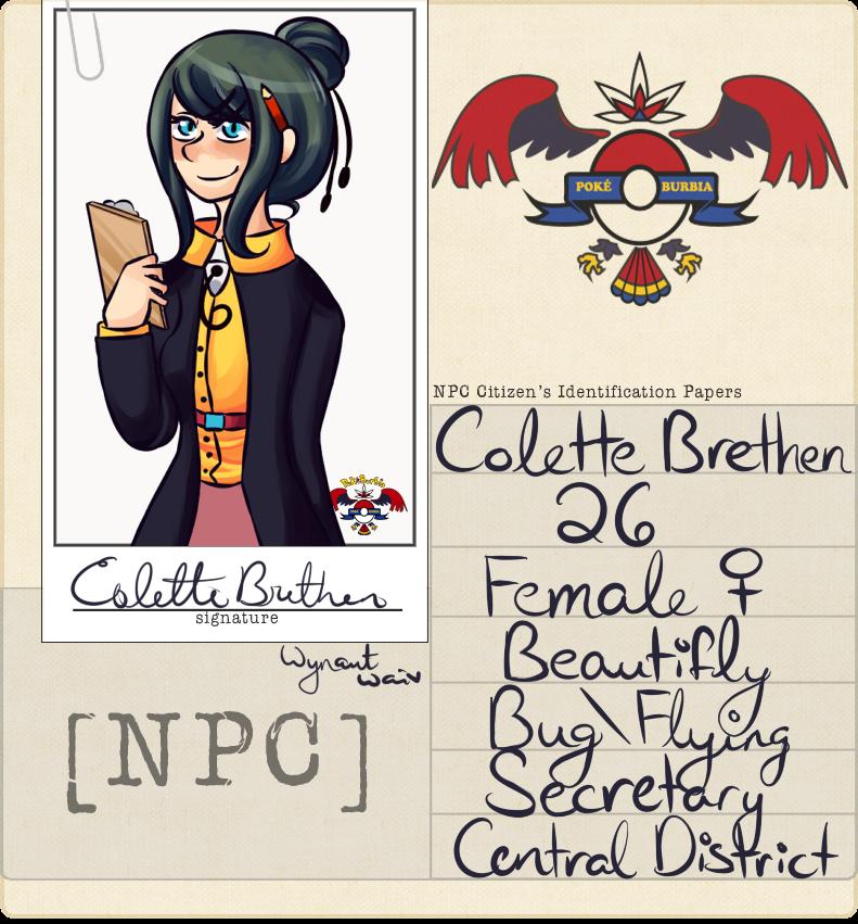 Pburbia NPC :: Colette
