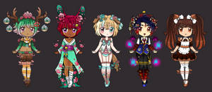 Plant Boy Auction Adopts+Art POINTS ONlY(CLOSED)