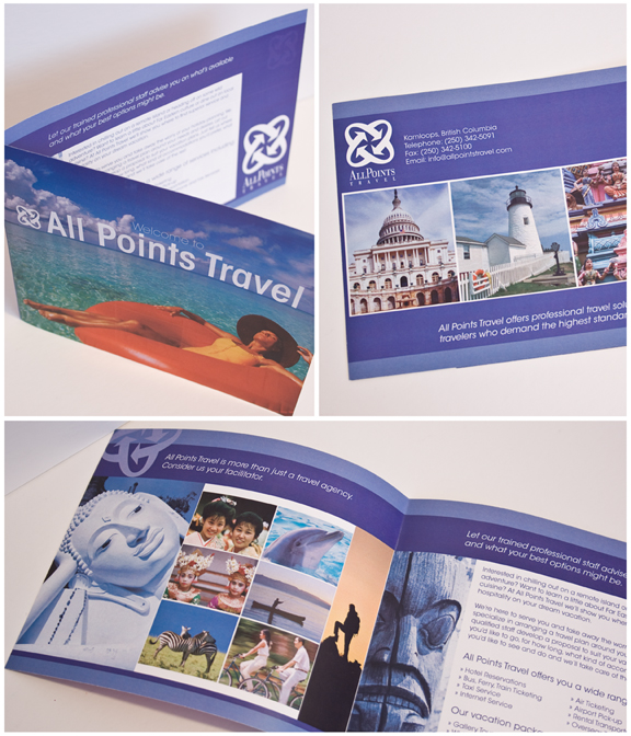 All Points Travel Brochure by stacems