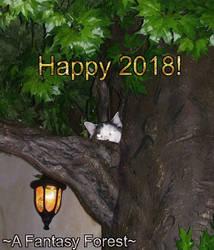 Happy New Year - www.aHiddenHollow.com
