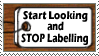 STAMP - Stop Labelling