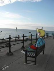 Misc - Bridlington Nth Beach by caat