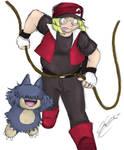 Misc - Pokemon Ranger Kyler
