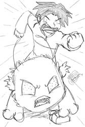 PKMNRB -BP- You're gonna pay by caat