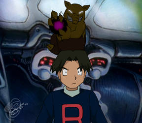 PKMNRB -BP- A Sneak Attack by caat
