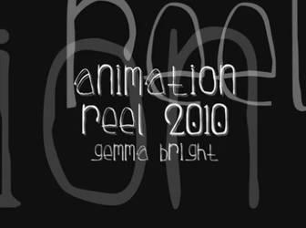 Misc - Animation Reel 2010