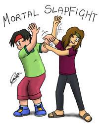 PKMNRB - Mortal Slapfight by caat