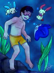 PKMNRB - Undersea Meeting by caat