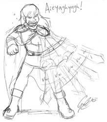 LGND - Swordsmanship