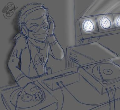 DJ Mirakle by caat