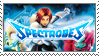 Misc - Spectrobes Fan Stamp by caat