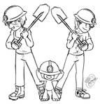 PKMNRB - Construction Crew