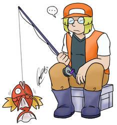 Misc - Fisherman Kyler by caat