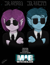 Misc - Here come the MIB by caat