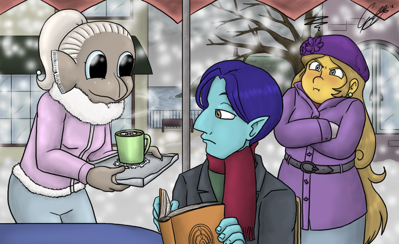 Hot Cocoa by caat