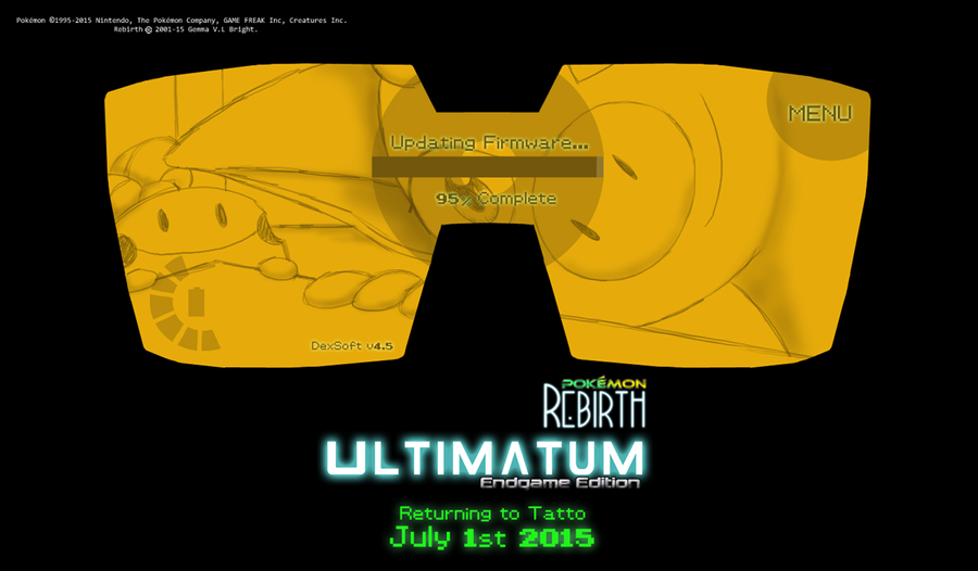 Ultimatum EE - Returning to Tatto by caat