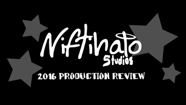 Niftihalo Studios 2016 Production Review by caat
