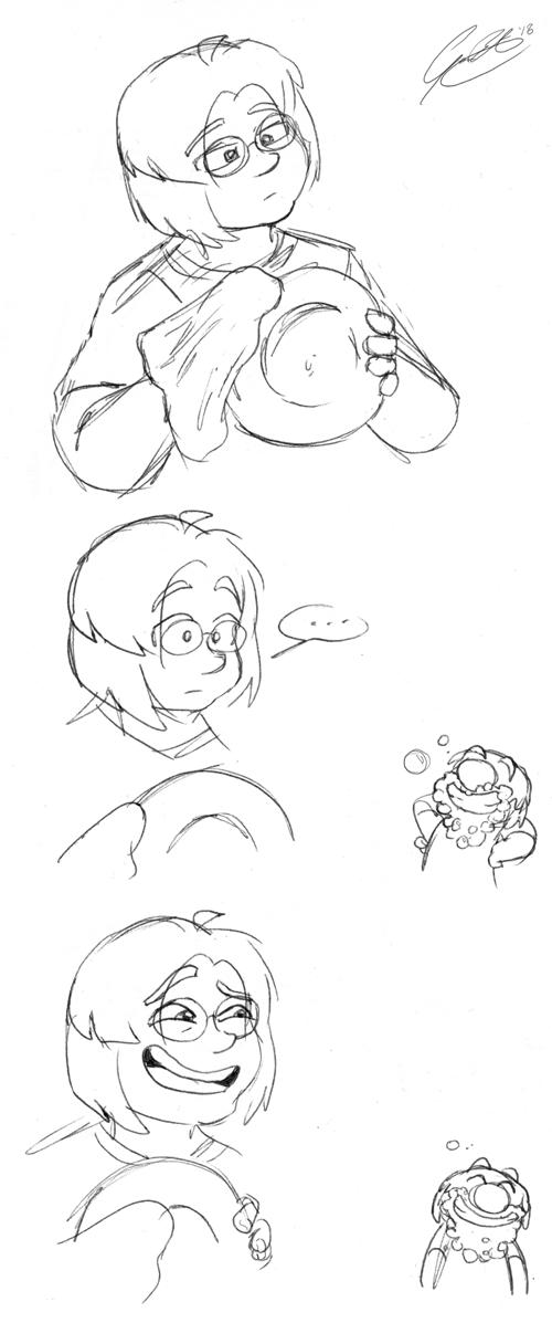 WYM - Captain Bubblebeard by caat