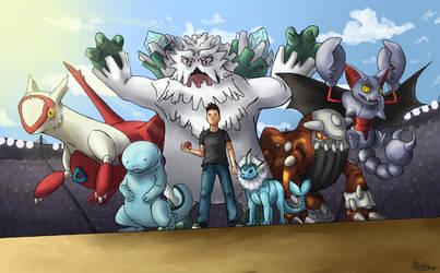 Pokemon! (gotta catch 'em all) by Alaksi