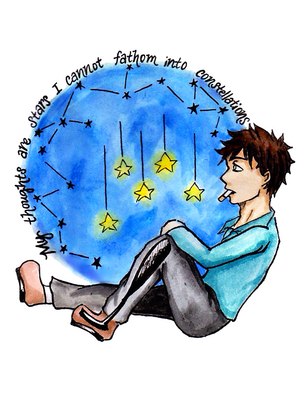 The Fault in our Stars Fan Art by CharsheeeIsaac The Fault In Our Stars Fan Art
