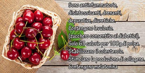 Le proprieta' delle ciliegie by LedeliziediPatrizia