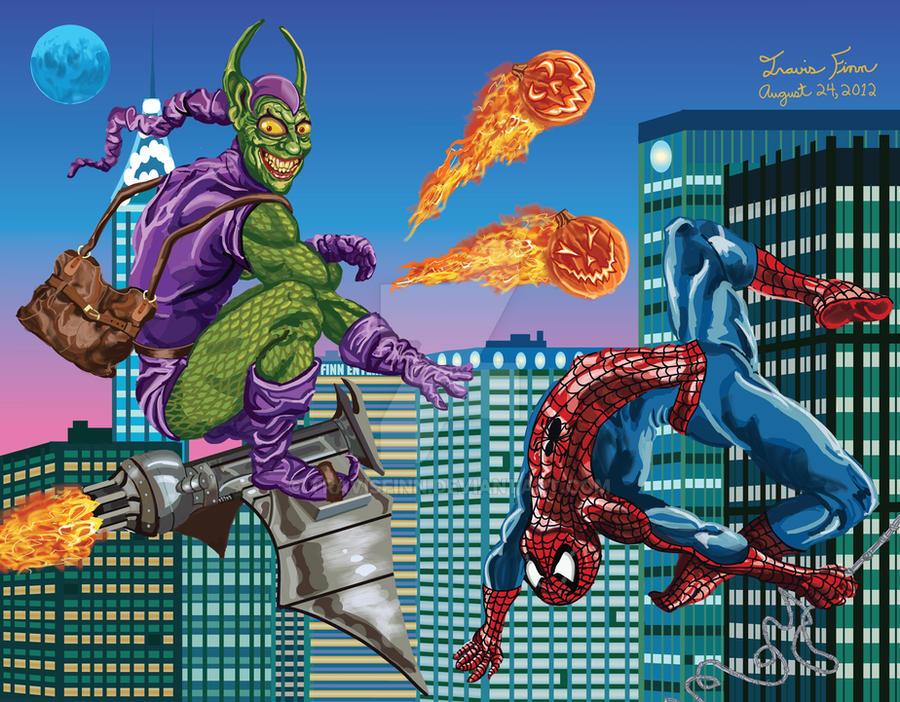 Spider-Man Vs. The Green Goblin