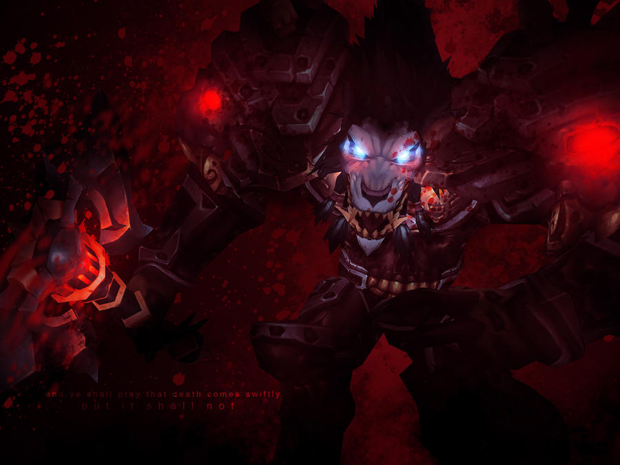 world of warcraft wallpaper orc. wallpaper WOW online - World