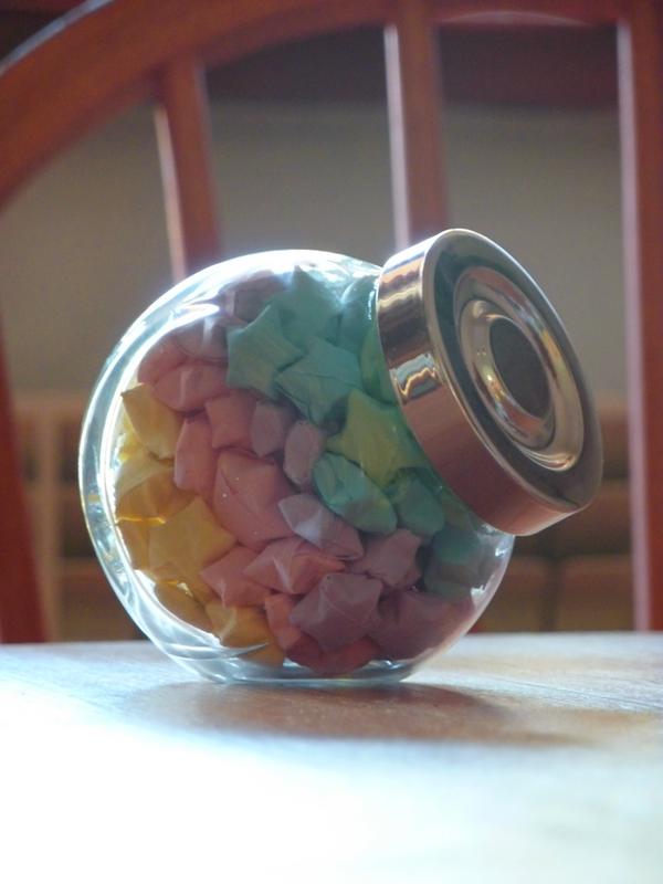 Lucky Star Jar By AppuruPie