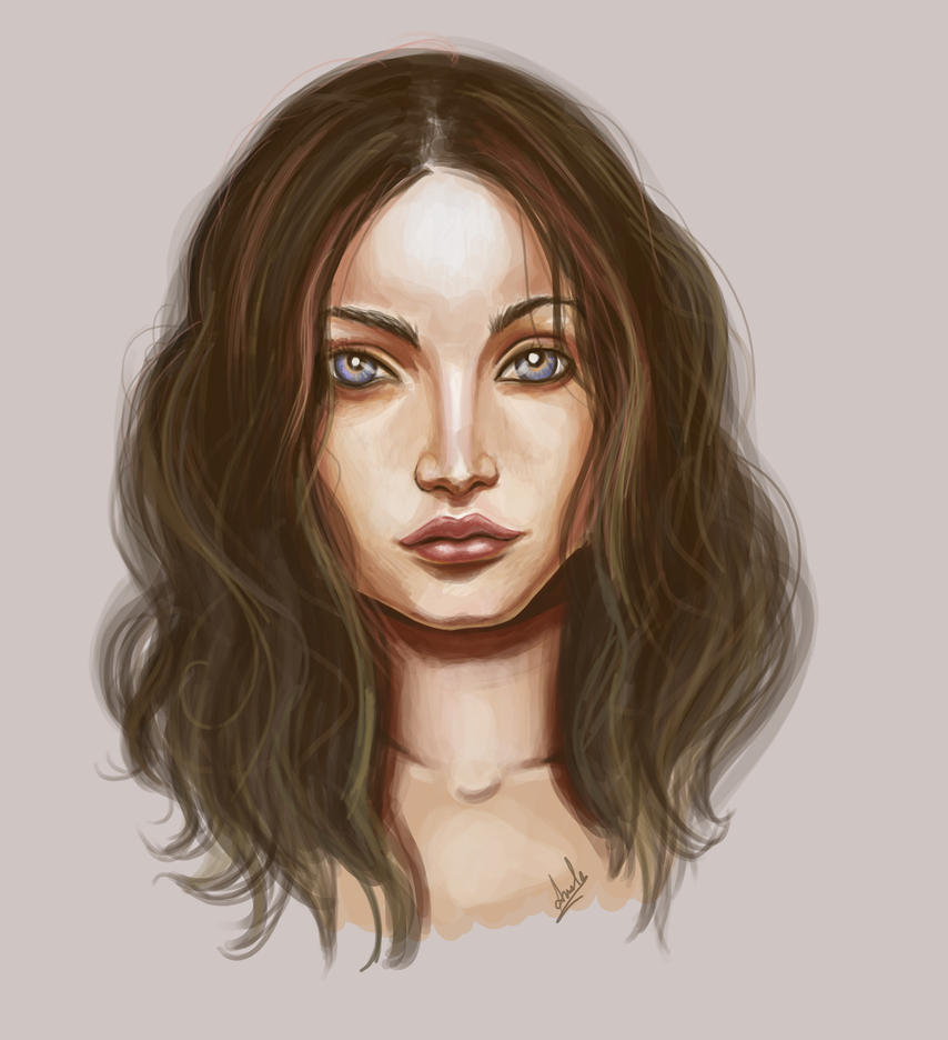 Portrait by LaiaAmela