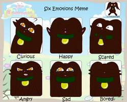 Brownie Emotions Meme